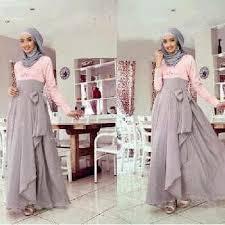 Contoh Model Busana Muslim Terbaru 2015 Ermaefortson